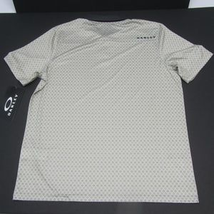 Oakley Shirts - New OAKLEY Andrew Polo Mens Hydrolix Gray S/S Med